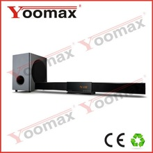 tv soundbar,separate subwoofer with strong bass,elegant design,hot selling,from shenzhen