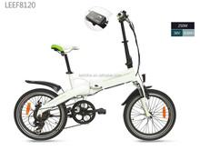 20 inch king green city electric bike