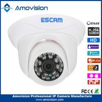 Escam Camera QD500 Support Onvif H.264 CMOS P2P IR security camera set