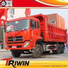hot sale EURO 4 DFL3258A15 292hp 13 ton 6x4 medium 16 cubic meter 10 wheel dump truck