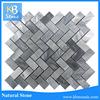 China Natural snow grey marble stone marble