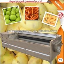 buyer praise ginger peeling machine