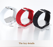 hot 2015 New Bluetooth Smartwatches U8 Smart watch for IOS and Andriod Mobile Phone with bluetooth Wristwatch