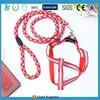 Dog Collars Leashes Lead Nylon reflective nylon dog harness