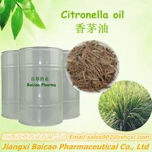 Pure Essential Oil 100% Natural Liquid Bulk Citronella Oil Supplier