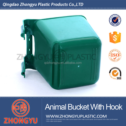 Plastic Horse Water Feeding Bucket Food Grade for Farming