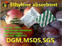 Manufacturer supplied good quality ethylene asorbers for fruit and vegetable