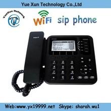 4 lines wifi sip desk phone cheap sip phone