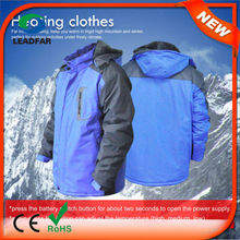 HJ08 7.4v Heated jacket women winter (11 Years Alibaba Member)