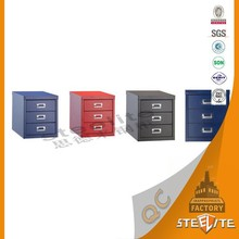 Excellent Quality Korea Cabinet Design Living Room Furniture Steel Drawer Storage Cabinet