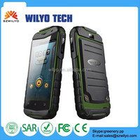 WA129 Cheap 3.5inch MTK6572W Dual Core Shockproof Smartphone Android Latest Projector Yestel Mobile Phone