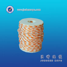 100% organic color 2mm wax cotton string