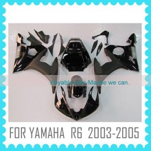 Custom Fairing Body Kit for YAMAHA R6 2003 2004 2005