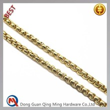Gold Snake Chain Handle For Handbag And Purse