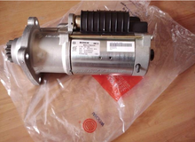 24V WEICHAI starter motor 612600090293 Bosch 241series 0 001 241 008 24v,5.5kw,11t starter assembly