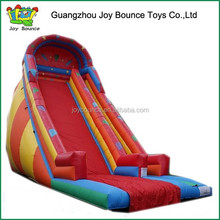 red high quality inflatable slide for sale for rental