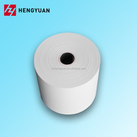 hengyuan 100%virgin wood pulp 80x80 thermal pos paper cash till rolls