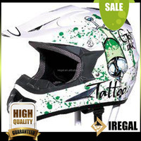 Safety European Style Cross Motorcycle Helmet for sale