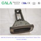 corpo e boina de fundição de ferro de válvula portão