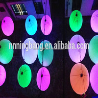 NB-CT3033 Innovative New Design inflatable LED ball for wedding decoration