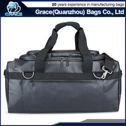 durable pvc tarpaulin coated waterproof large capacity duffel pvc travel bag