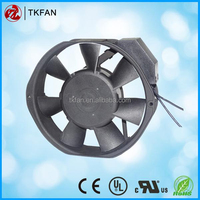 172mm small squirrel cage fans