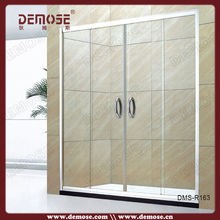 types of glass sliding door shower cubicle steam room