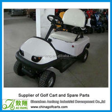 AGM battery operated electric utility vehicle with one year warranty