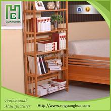 bamboo bookcase,bookshelf,bookrack made in china