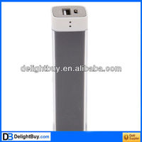Portable Mobile Power Charger for iPhone 4 4S Nokia HTC Samsung Sony Smartphone L261 2500mAh