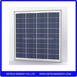 Polycrystalline 12v 40w solar panel for Malaysia