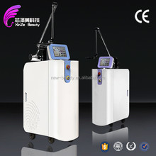 Professional Fast tattoo removal ND YAG Active Q-switch laser