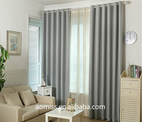 Guangzhou Factory Hotel style home room window curtain