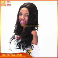 hot selling fashionable low price virgin remy peruvian hair glueless full lace long hair styles for women wigs