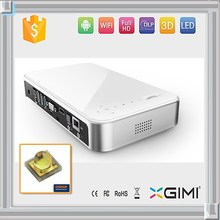 led mini pocket projector for iphone 5 with contact 5000:1
