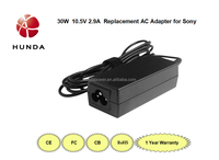 30W 10.5V 2.9A AC Laptop Adapter for Sony AC Adapter SGPAC10V1