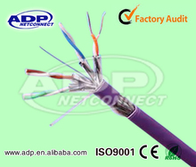 Double shield CAT 7A lan cable