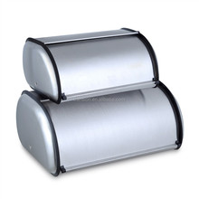 stainless steel bread container Small
