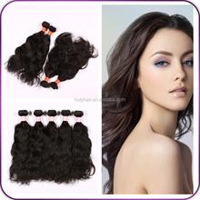 Queen lovely brazilian water wave hair extensions100% brazilian hair extensions canada