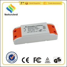 0-10V dimmable led driver 10w