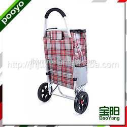 juxin shopping cart bag drink carry bags