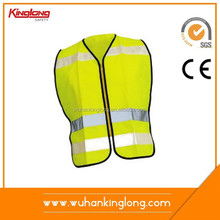 China reflective vest safety vest roadway warning reflective vest