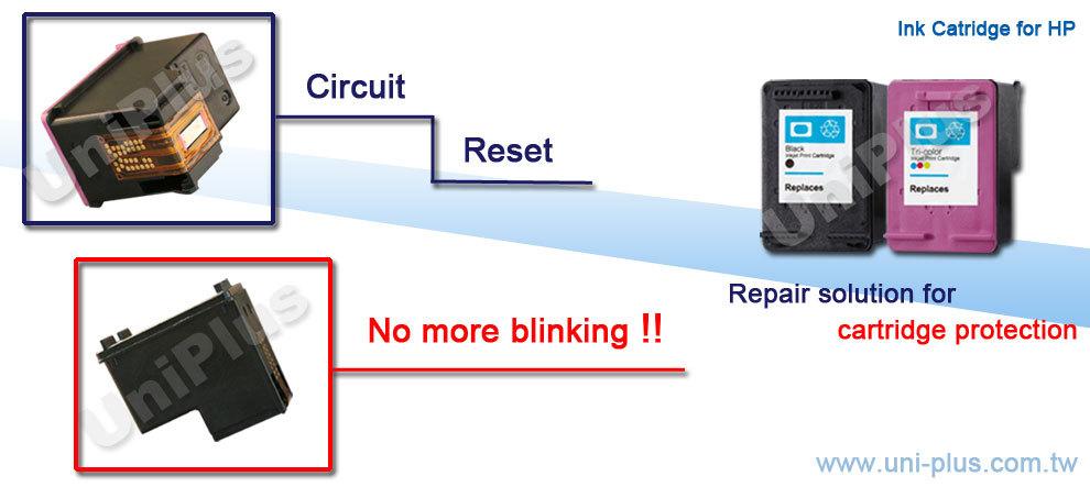 Cartucho de tinta Remanufactured para hp 662 650 hp deskjet 1515 de impressora