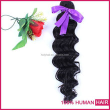 Top Quality brazilian virgin hair supreme remy hair ,no shedding no tangle