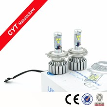New 30W 8/32V High Power White Car lights LED Headlight H4 Auto led lighting system