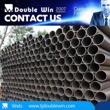 (TTG)ASTM, AISI, DIN, BS, EN,Q195, Q215, Q235welded steel pipe/black tube