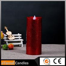 arts and crafts best selling item flameless led candle