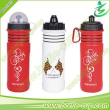 750ml PE drinking plastic sport squeeze bottle for outdoor drinking