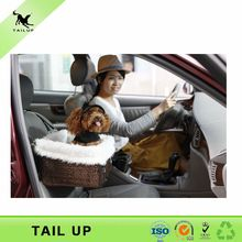 wholesale multifunction removable pet dog booster car seat safety carrier