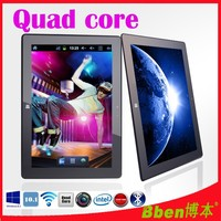 Wholesale 10.1 inch Windows 8 Tablet PC with dual camera Keyboard / Wi-Fi / Bluetooth tablet laptop build in GPS